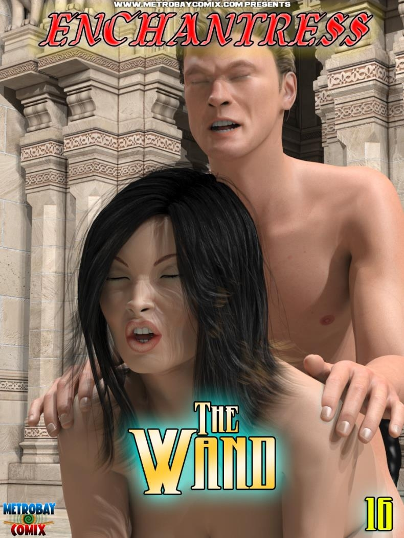 Tecknophyle Enchantress The Wand 16 (3d porn comics/15  pages/15.35 MB)