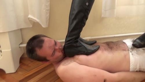 Clips4sale.com [Trampled Under Two Pairs of Dirty Boots] FullHD, 1080p