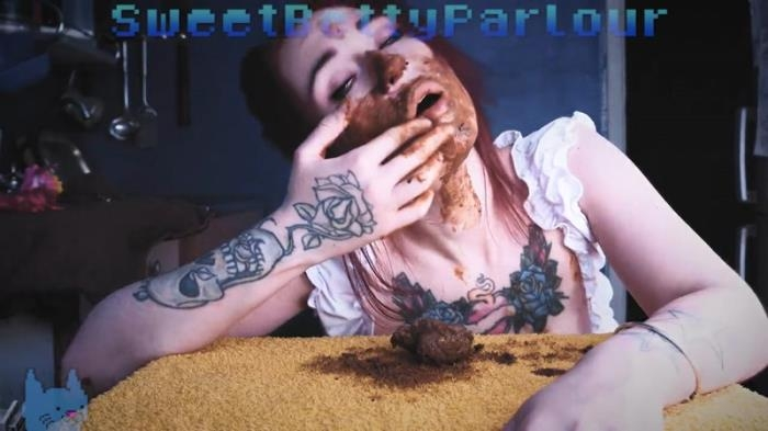 Im PLAY with my DOLL - Eat Shit (Scat Porn) FullHD 1080p
