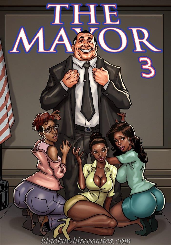 BlackNWhiteComics The Mayor 3 [15  pages]