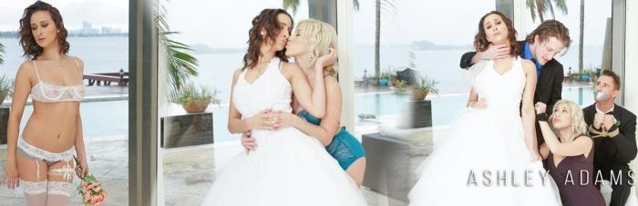 TeenCreeper.com / FetishNetwork.com - Ashley Adams & Cristi Ann - Teen Creeper Ashley Adams Bridal Bang [FullHD, 1080p]