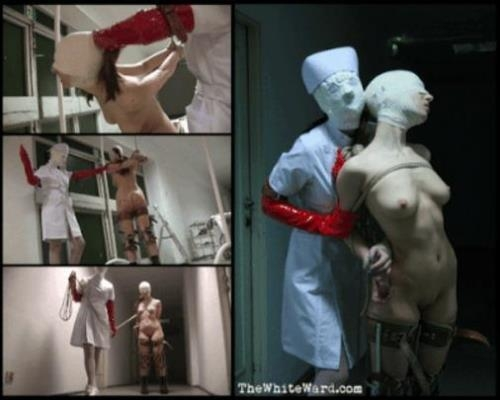 TheWhiteWard.com [Patient 004 - Caning Punishment] HD, 720p