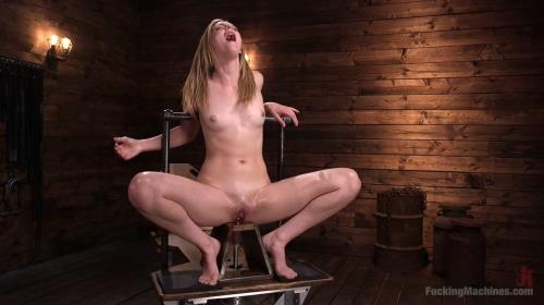 FuckingMachines.com / Kink.com [Mona Wales - Fucking Machine Squirt-a-thon with Mona Wales] HD, 720p