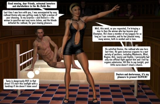 3d porn comics: Doctors' Order - Chapter 2 art by Entrophy (20 Pages/12.55 MB) 15.05.2017