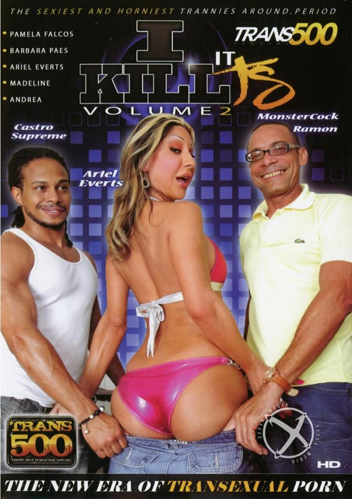Trans 500 Studios - I Kill It TS 2 (406p / WEBRip/SD)