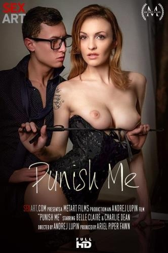 SexArt.com / MetArt.com [Belle Claire - Punish Me] SD, 360p