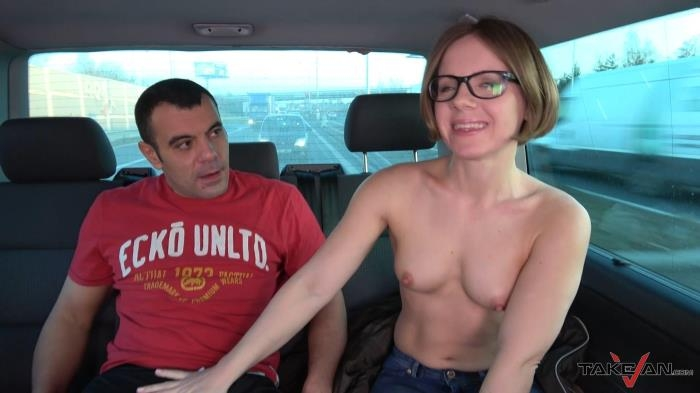 Sasha (Sasha Zima) - Cum Covered Glasses / 03-05-2017 (TakeVan) [FullHD/1080p/MP4/1.73 GB] by XnotX