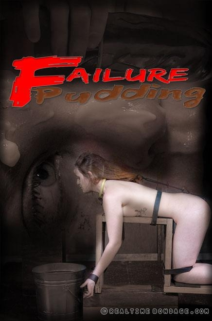Nora Riley in Extreme Torture Video: Failure Pudding: Part 3 [Real Time Bondage / HD]