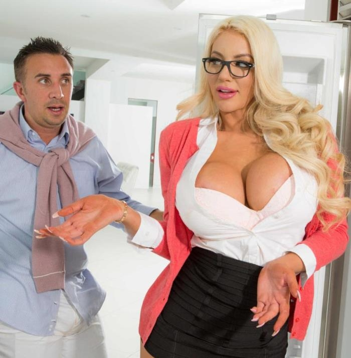 BigTitsAtWork/Brazzers: Nicolette Shea - Business With Pleasure  [HD 720p]  (Milf)