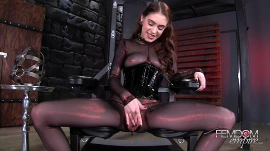 FemdomEmpire: Anna Deville - Cum Addiction (FullHD/1080p/924 MB) 28.05.2017