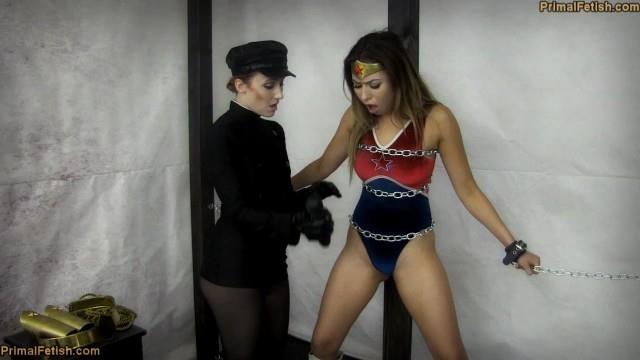 Melissa Moore - Wonder Girl - Broken Will XXX (PrimalFetish, Clips4sale) HD 720p