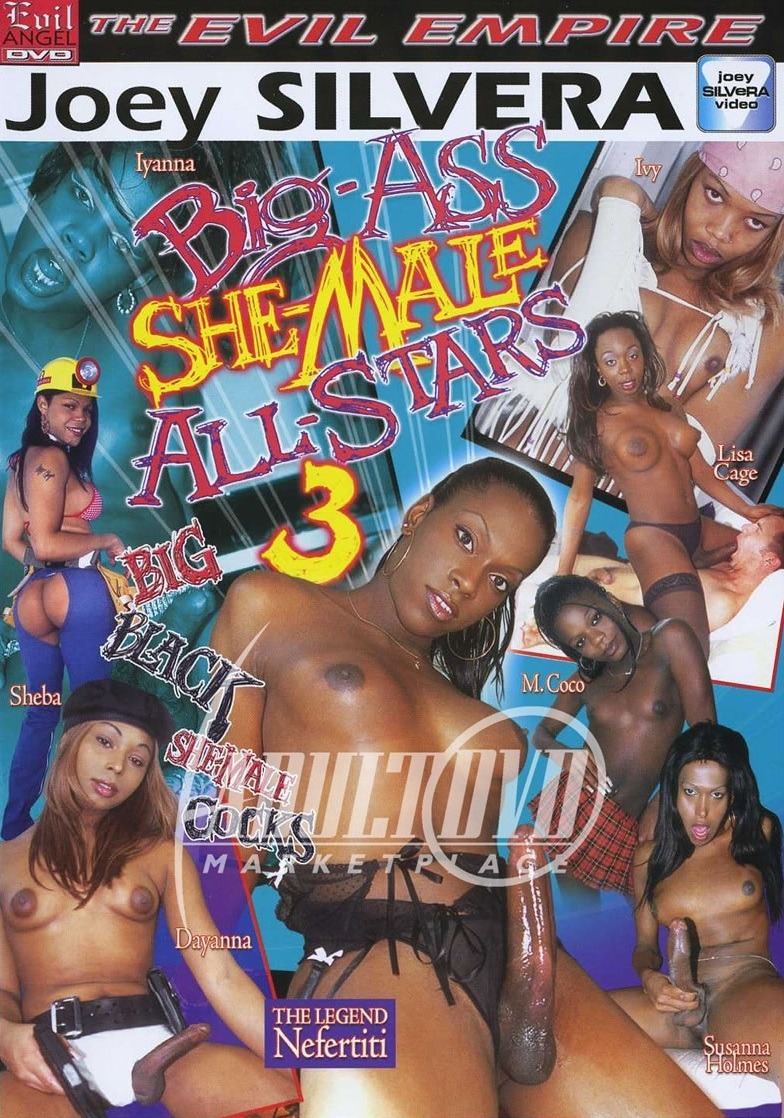 Big Ass She Male All Stars 3 [WEBRip/SD 384p]
