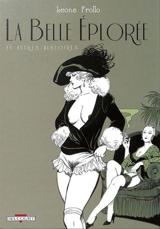 comics: Leone Frollo La belle eploree at autres histoires [French] (88 Pages/21.72 MB) 18.05.2017