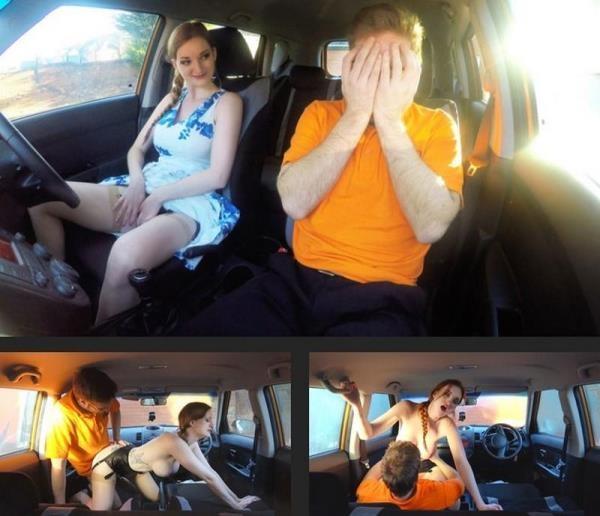 Ryan Ryder & Zara Durose - Posh Redhead Has a Dirty Secret - FakeDrivingSchool.com (SD, 400p)