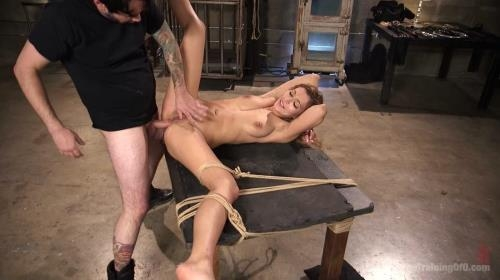 TheTrainingOfO.com / Kink.com [Moka Mora - Breaking in the New Recruit: Moka Mora] HD, 720p