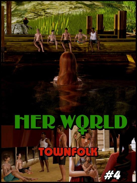 3d porn comics: Mundo - Her World Chapter 1-5 Updated (64 Pages/33.77 MB) 15.05.2017
