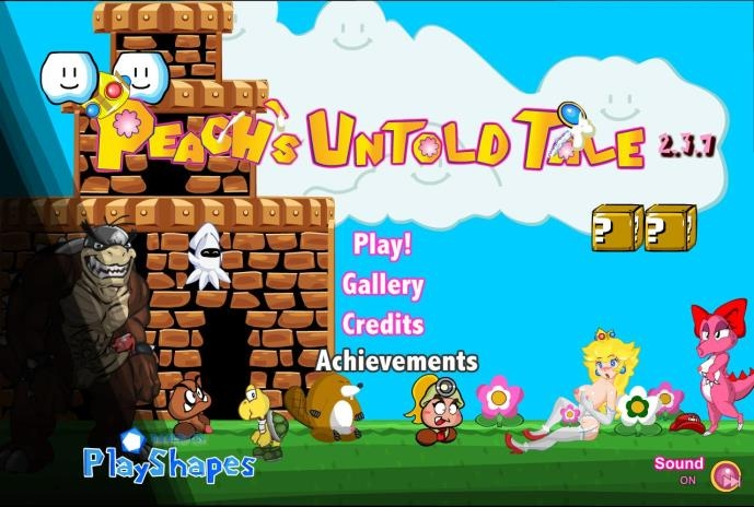 Mario is Missing Peachs Untold Tale Version 3.33 (35.96 MB)