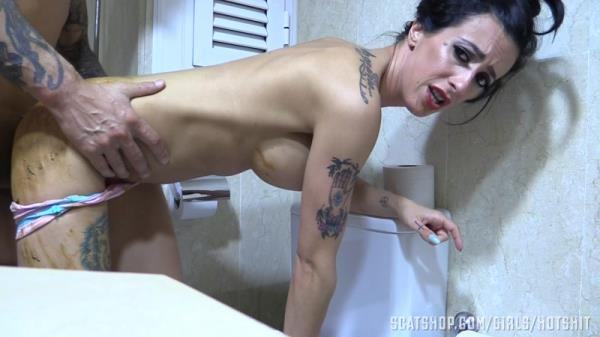 Oops she did it again - Extreme Hardcore Scat - Scat (FullHD, 1080p)