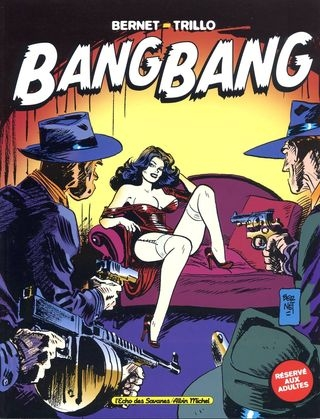 Jordi Bernet Bang Bang 01 [French] [69  pages]