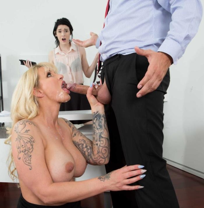 BigTitsAtWork - Ryan Conner - Tits Out To Lunch  [2016 HD]