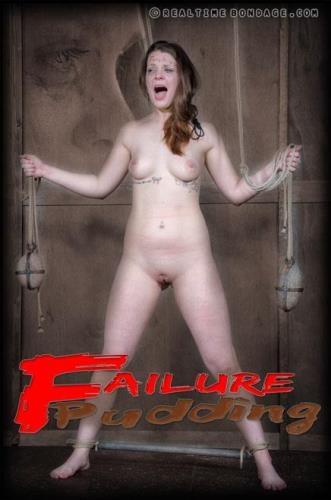 RealTimeBondage.com [Nora Riley - Failure Pudding Part 2] HD, 720p
