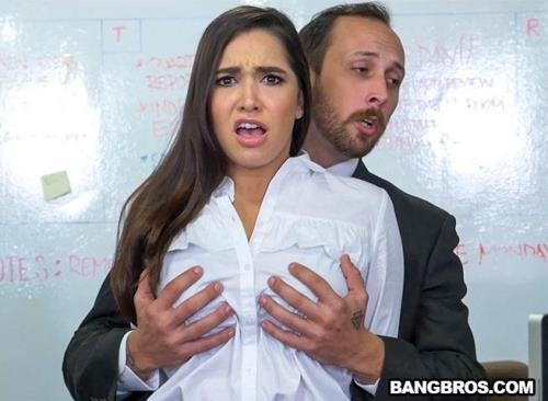 BangBrosClips.com / BangBros.com [Karlee Grey - Sometimes A Girl Just Needs A Friend] SD, 480p
