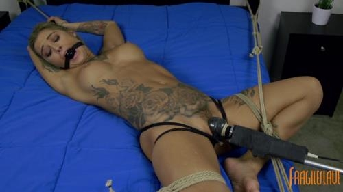 FragileSlave.com [Uncontrollable orgasms, spread, and helpless] FullHD, 1080p