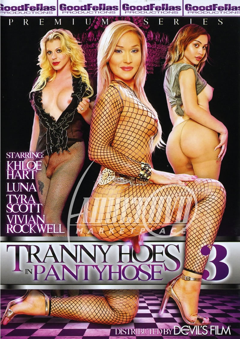 Tranny Hoes In Pantyhose 3 [WEBRip/SD 540p]