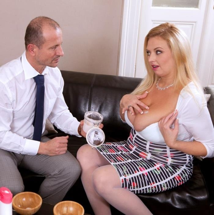 XLGirls/PornMegaLoad: Angel Sweets - Anal Angel  [HD 720p]  (BBW)