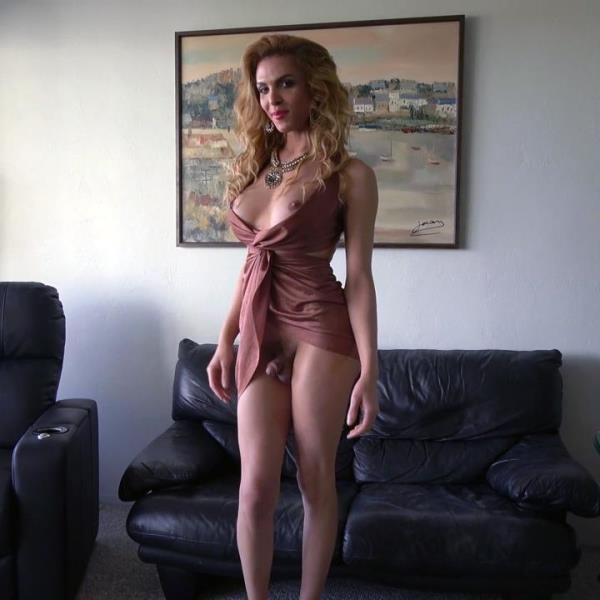 Jenna Tales - Amazingly Beautiful Jenna Strokes [HD 720p]