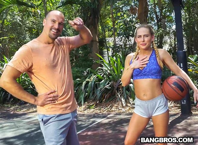 BangBrosClips.com / BangBros.com - Carter Cruise plays strip horse to get fucked [SD, 480p]