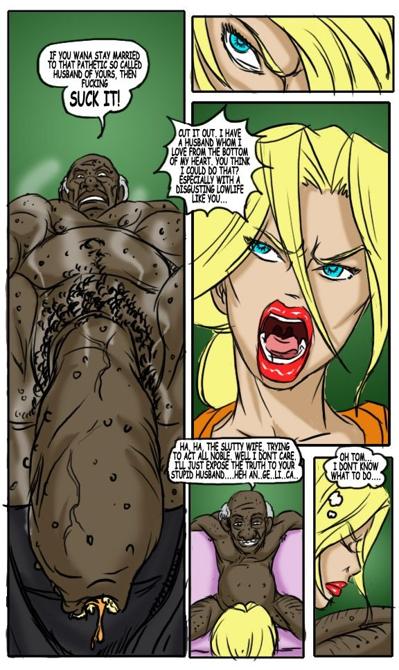 IllustratedInterracial The Doll 1-2 [58  pages]