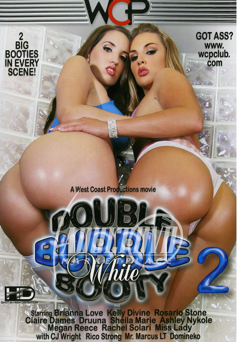 Double Bubble White Booty 2 [DVDRip 304p]