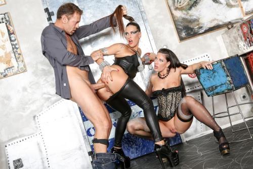 RoccoSiffredi.com [Mea Melone, Athina - Slutty Girls Love Rocco 14, Scene 3] SD, 400p