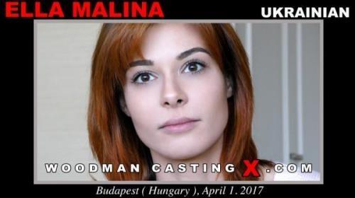 WoodmanCastingX.com [Ella Malina, Ani Black Fox] SD, 480p