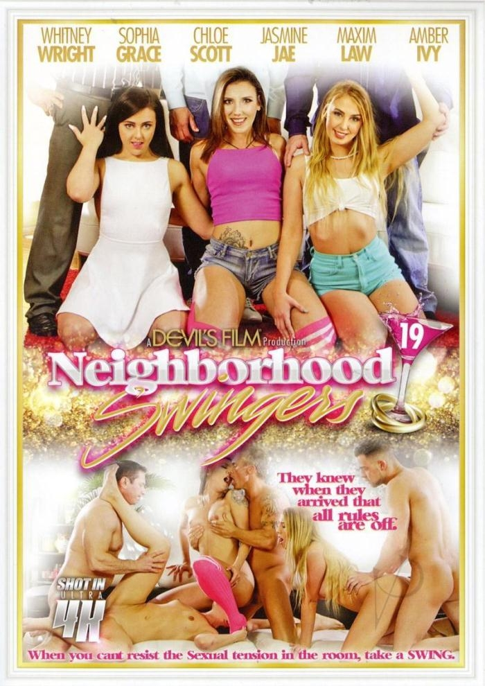 Neighborhood Swingers 19 [WEBRip/FullHD 1080p]