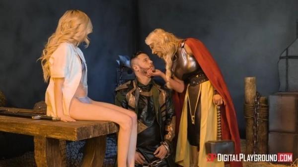 Phoenix Marie - Whor Godess of Thunder, A DP XXX Parody Part 1 - DigitalPlayground.com (SD, 480p)