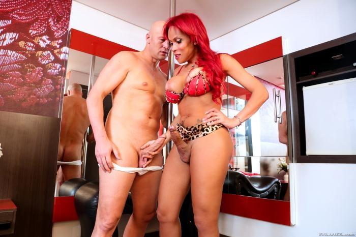 EvilAngel - Christian XXX, Erika Schinider - Beefy Stud Trade Butt Fucks [HD 720p]