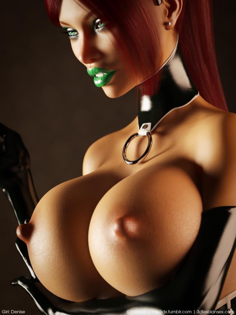 Miki3DX Model Denise (3d porn comics/42  pages/46.27 MB)