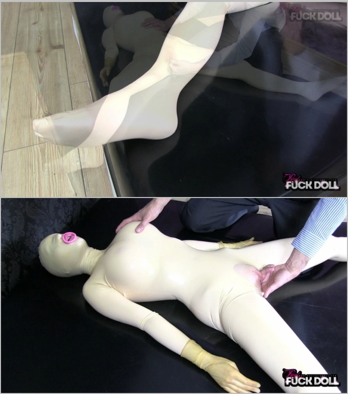 Latex Lucy - Real Fuck Doll 10  [HD 720]