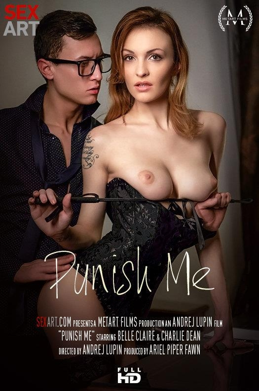 Belle Claire - Punish Me / 13-05-2017 (SexArt, MetArt) [SD/360p/MP4/282 MB] by XnotX