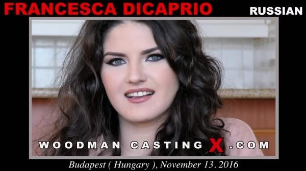Woodmancastingx - Francesca DiCaprio [FullHD, 1080p]