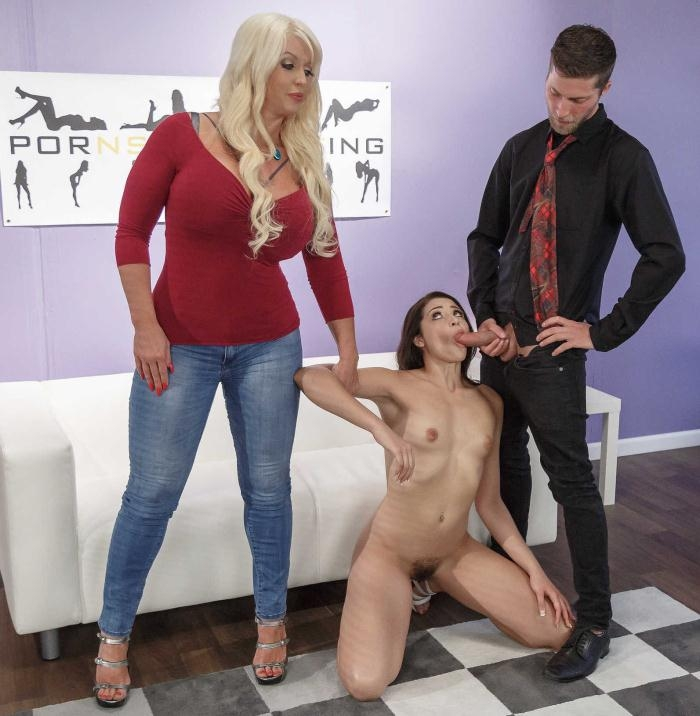MomsInControl/Brazzers - Alura Jenson, Avi Love - The Audition [HD 720p]
