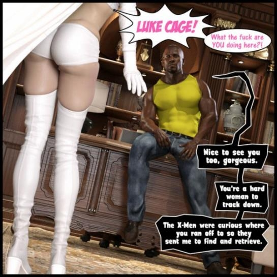 3d porn comics: Emma and Luke - Part 1 art by John Persons (9 Pages/19.78 MB) 18.05.2017