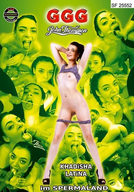 GGG - Khadisha Latina In Spermland [WEBRip/SD 480p]