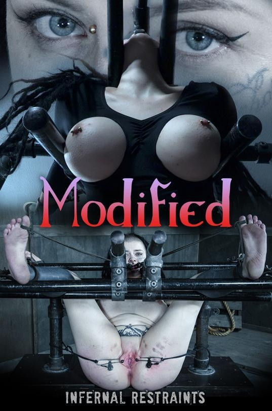 InfernalRestraints: Luna LaVey - Modified (HD/720p/2.76 GB) 27.05.2017
