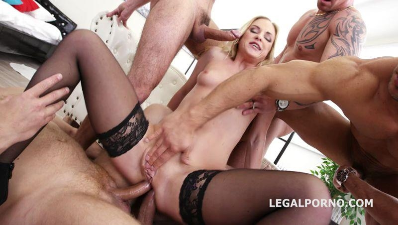 (DP / MP4) Soking Wet with Vinna Reed (Kristal Kaytlin) GIO374 LegalPorno.com - SD 480p