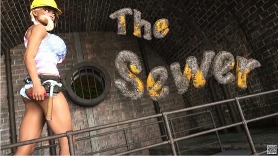 3d porn comics: Namijr - Busty Blonde babe gets fucked hard by a monster in The Sewer (81 Pages/101.85 MB) 18.05.2017