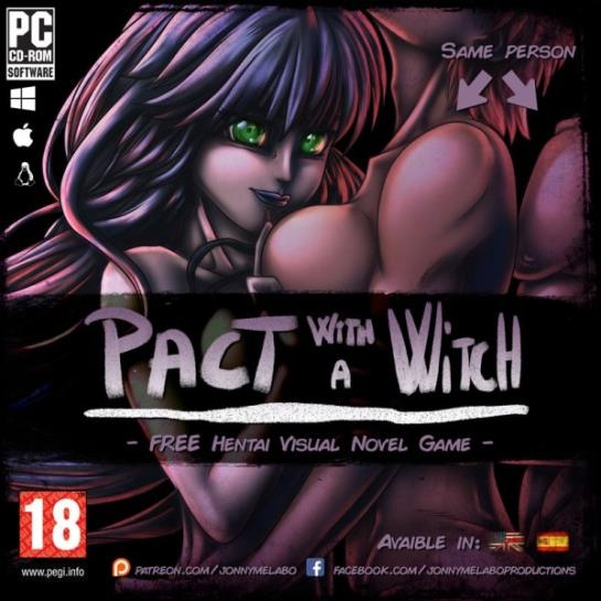 games: Pact with a Witch - Interactive Visual Novel - Version 0.04.04 - Premium (230.63 MB) 16.05.2017
