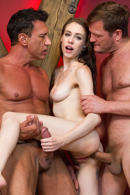 Anna De Ville - Anna De Ville assfucked in sauna SZ1417 (LegalP0rno) [HD 720p]